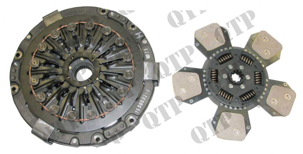 Clutch Assembly John Deere 40 50 5 Paddle LUK